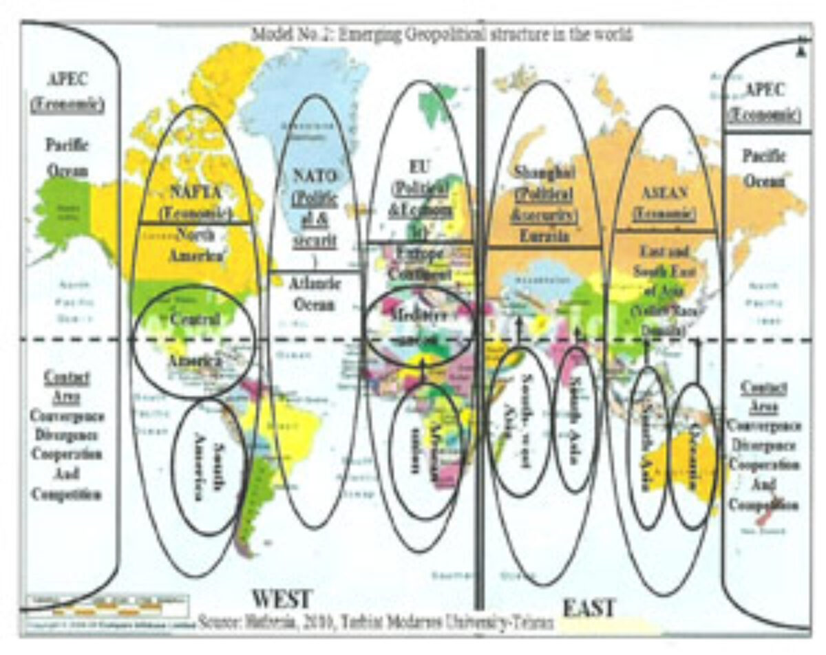 Theory of Emerging World Geopolitical Structure in the Early of Twenty First Century