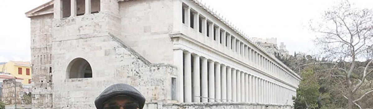 بنای آگورا در آتن – زادگاه دموکراسی