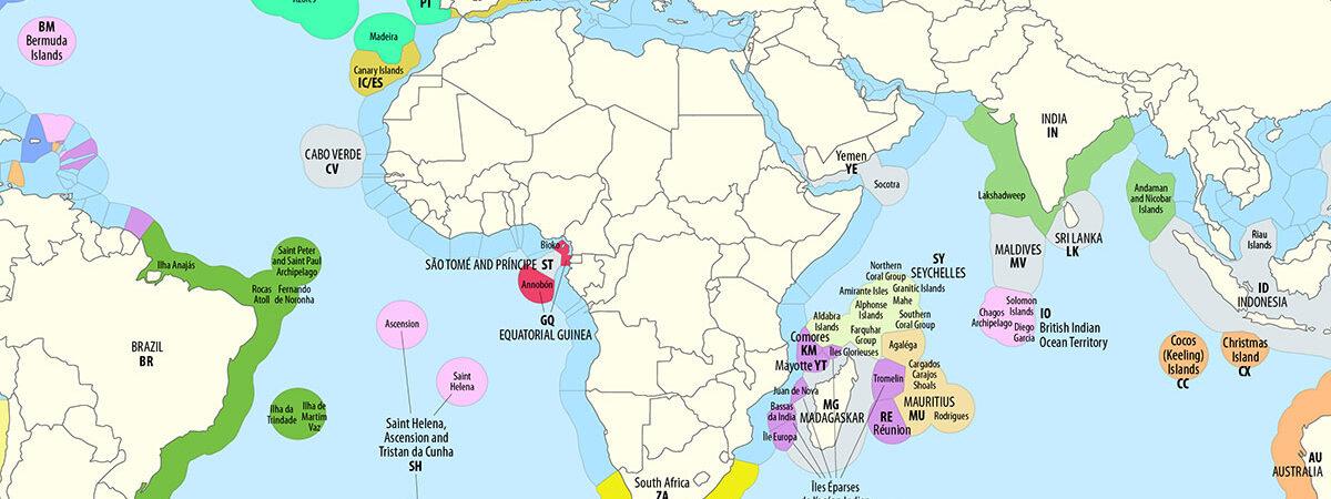 تبیین فلسفی جغرافیای سیاسی دریاها